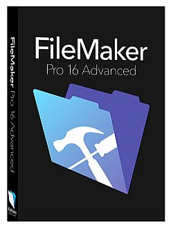 FileMaker Pro Advanced Upgrade 16