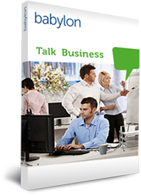 Babylon Talk Business Inglês
