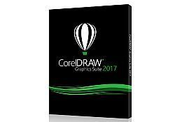 CorelDRAW Graphics Suite 2017 Upgrade