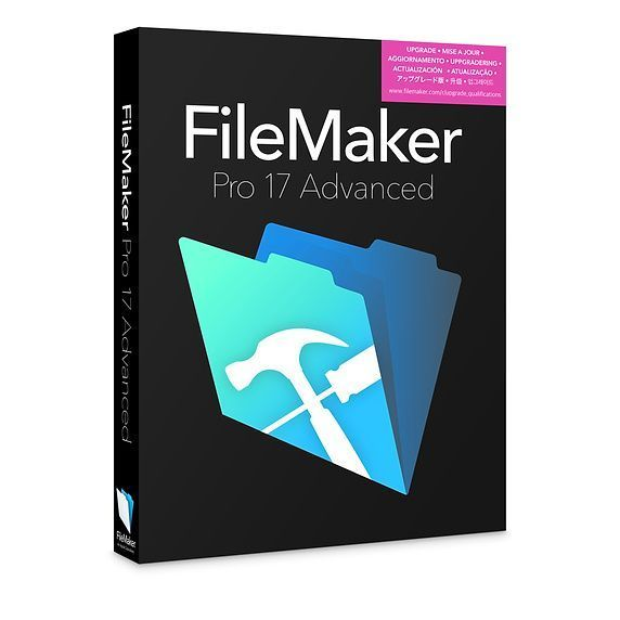 FileMaker Pro 17 Advanced Upgrade