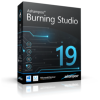 Ashampoo®  Burning Studio 19 (Download)