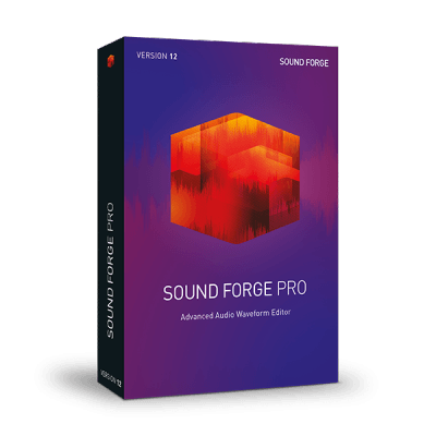 Sound Forge Pro 12 (Download)