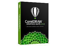 CorelDRAW Graphics Suite 2018 Upgrade